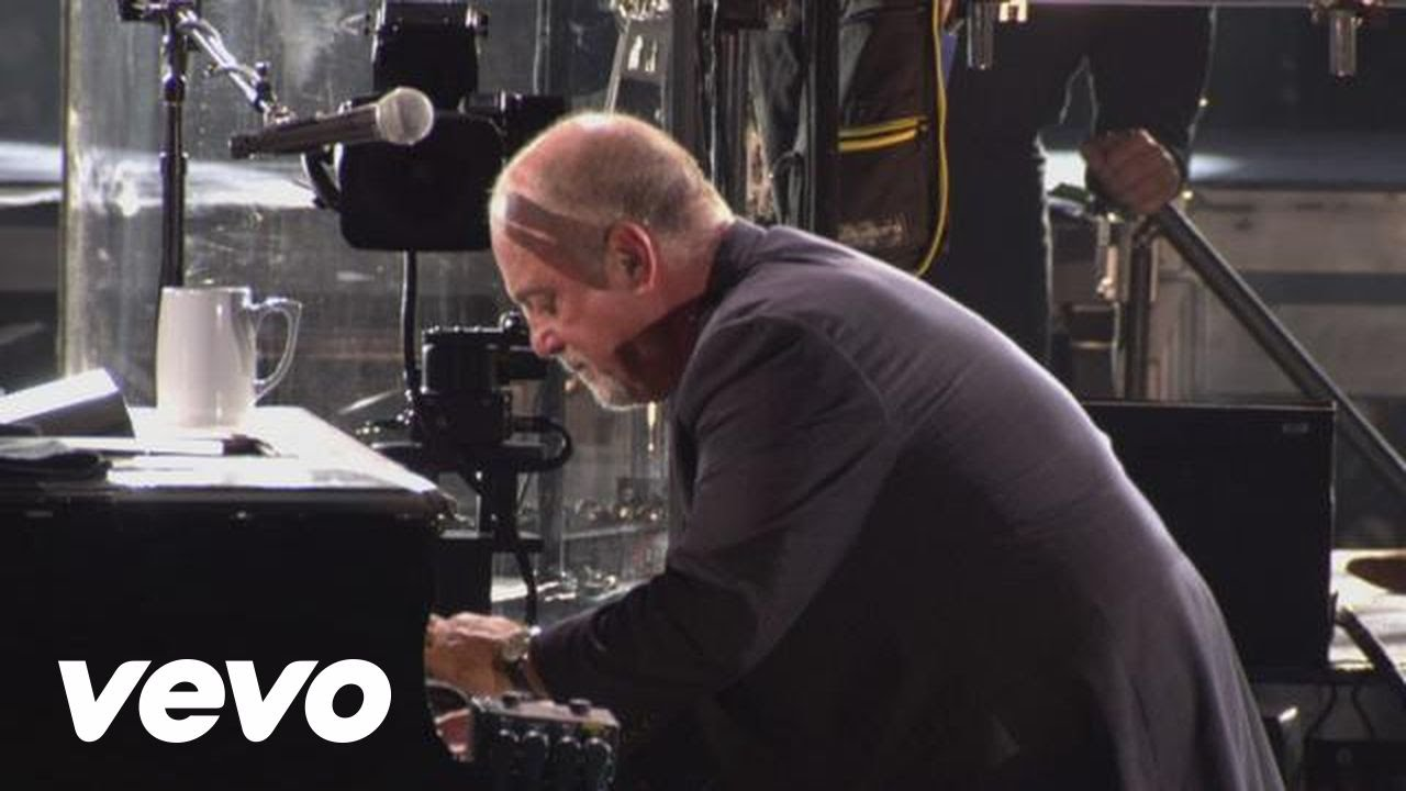 Billy Joel Prelude Angry Young Man From Live At Shea Stadium Youtube