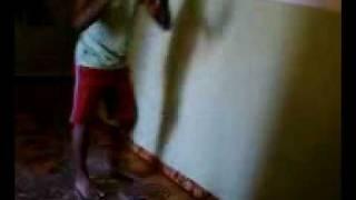 el niño de breck-dance