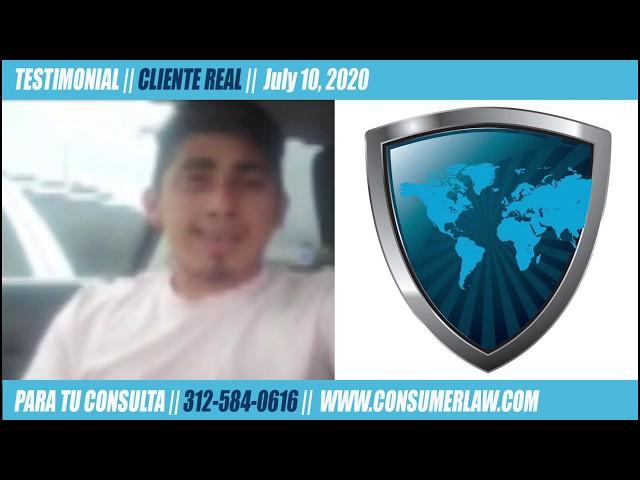 Cliente Real (7/10/20): Califica para el Asilo Político