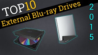 Top 10 External Blu-ray Drives 2015 | Compare Blu-ray Writers