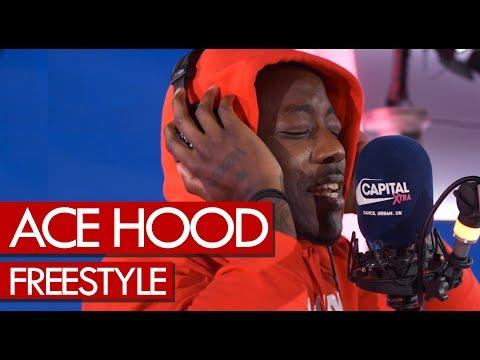 Ace Hood freestyle on The Race - Westwood