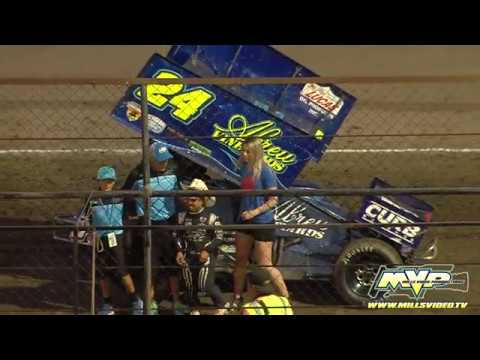 Peter Murphy Classic/Kings of Thunder Pole Scramble