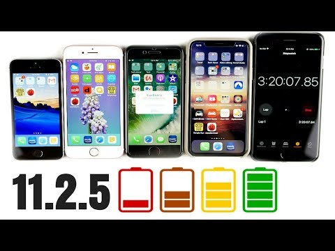 Iphone 5 Battery Life Checker