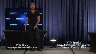 Chapter 1 of 6 | How to Get Sexual Like a Man | Nick Sparks