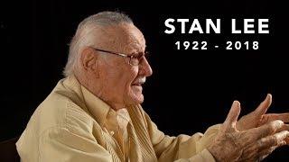 R.I.P. Stan Lee (1922-2018)