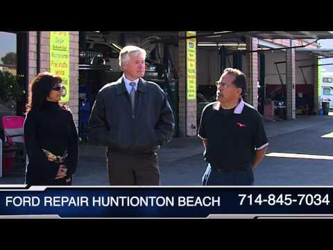 Ford Repair Huntington Beach