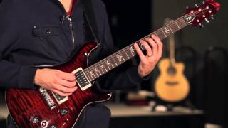 Ch8: Chord Tone Soloing Fretboard Theory V2 Video