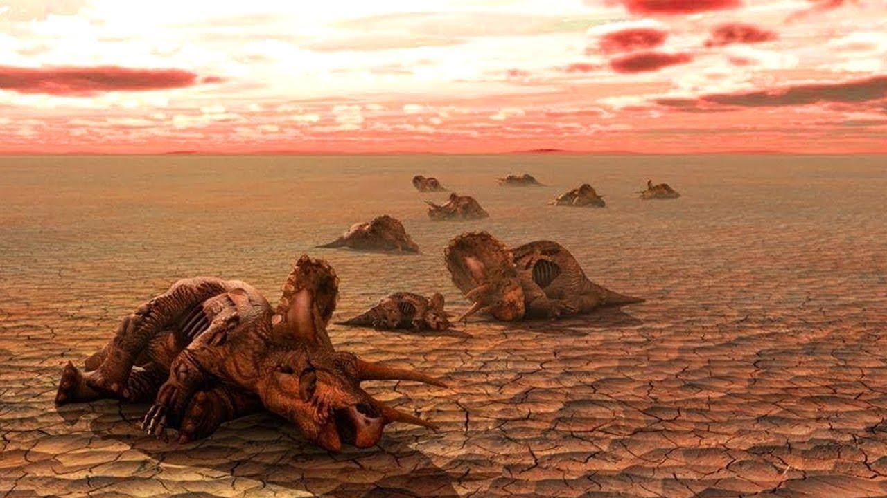 Dinozorlar Ortadan Kaybolduktan Sonraki İlk Dakikalar...