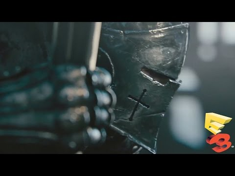 For Honor E3 2015 Cinematic Trailer - Medieval Warfare Game (2016) (PS4, Xbox One, PC)