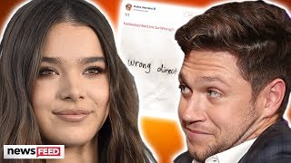 Download Lagu Hailee Steinfeld Hints Niall Horan CHEATED In New Rumored Distrack Wrong Direction MP3