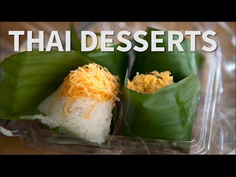 Special Ep: Thai Desserts! – Hot Thai Kitchen