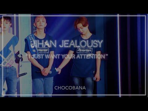 Jihan Jealousy [FMV] Possessive Boyfriends ? ( Jeonghan x Joshua )