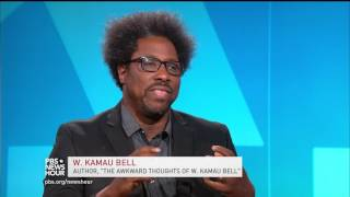 W  Kamau Bell wants America to get awkward