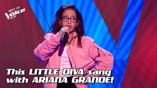 Natasha sings 'Sorry Not Sorry' by Demi Lovato | The Voice Stage #19