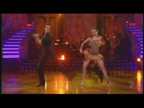 Jess McNamee & Stefono Olivieri Samba