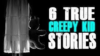 Video 6 TRUE Creepy Kid Stories from Reddit | Raven Reads download MP3, 3GP, MP4, WEBM, AVI, FLV September 2019