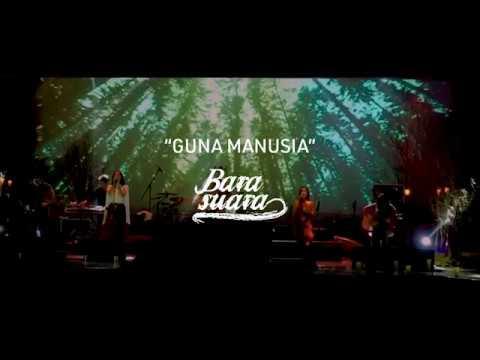 """Album Kedua Barasuara Di Konser """"Guna Manusia"""" - Liztomania Vol. 4 (Gedung Kesenian Jakarta)"""