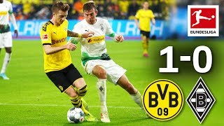 Reus and Hazard Shock Former Club I Borussia Dortmund vs. Mönchengladbach I 1-0 I Highlights