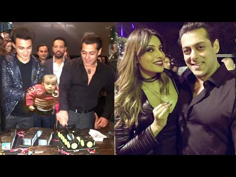 Pics Of Salman Khan BIRTHDAY Party 2016 At Panvel Farmhouse