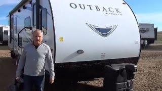 2017 outback 272 ufl by keystone