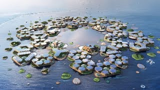 Oceanix City: This Floating City That Can Resist a Category 5 hurricane Is The City Of Future