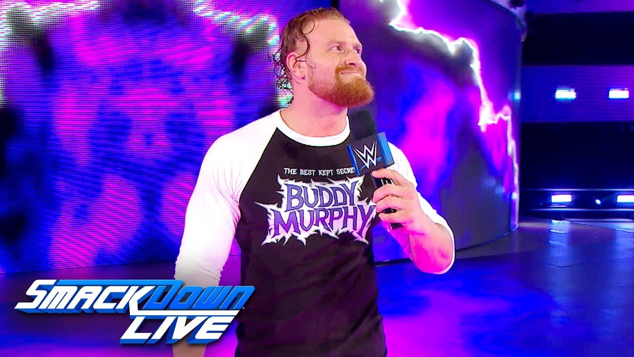 Why SmackDown LIVE needs Buddy Murphy: SmackDown Exclusive, July 2 ...