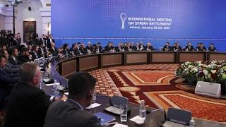 أخبار عربية: إنتهاء إجتماعات أستانة والإتفاق على آلية حازمة لمراقبة الهدنة