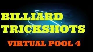 Billiard Trickshots 2 - Virtual Pool 4