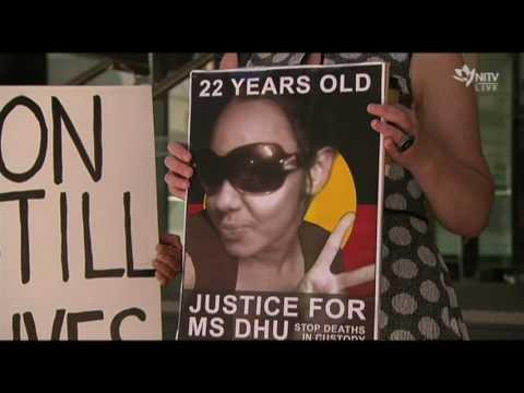 Aboriginal women prisoners' soaring rates : a 'national crisis'