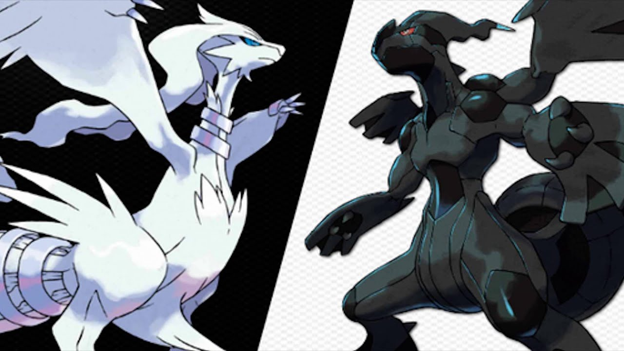 Legendary Pokémon Battle- Pokémon Black and White Music ...