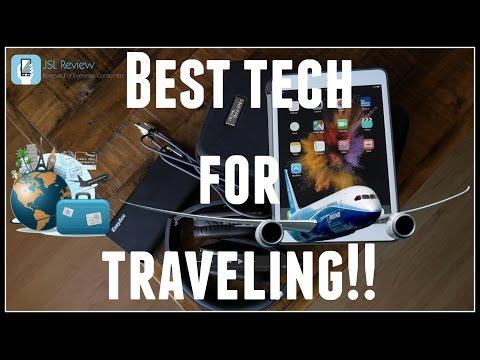 Best Tech: Best Tech for Traveling 2016