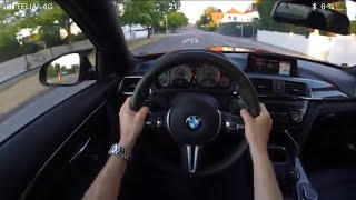 2018 BMW M4 Coupé (Manual) Competition Package - Review [POV] 4k by POV DRIVING