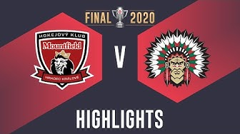Highlights: Mountfield HK vs. Frölunda Indians | CHL Final 2020