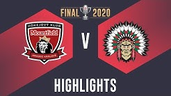 Highlights: Mountfield HK vs. Frölunda Indians | CHL Final 2020