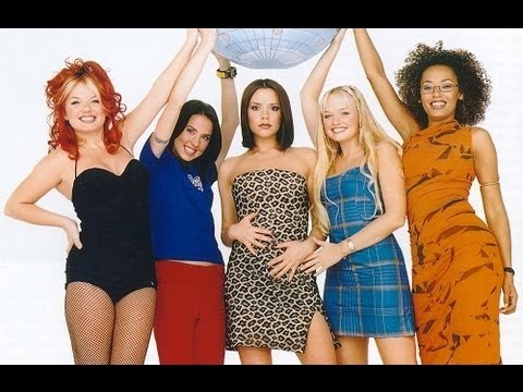 Spice Girls - Never Give Up On The Good Times (Lyrics & Pictures)