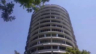 """Capitol Records Tower Building """"the House That Nat Built"""" - Jordan The Lion Daily Travel Vlog"""