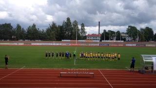 Pori Cupin 2017 finaalit, sunnuntai 30.7.2017