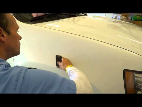 "How to remove severe spray-foam overspray ""Auto Paint Overspray Removal of Texas Onsite Services"""