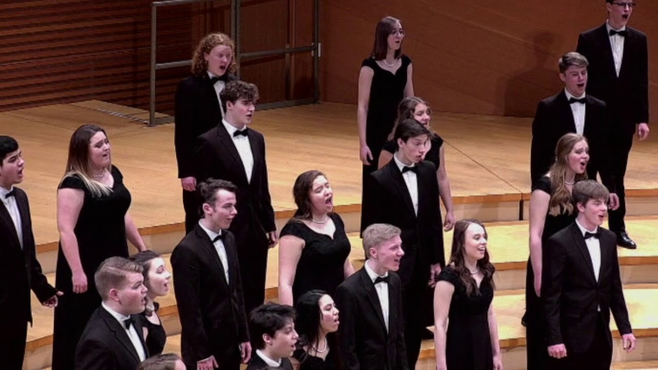 """Through Love to Light"" by Elaine Hagenberg - Urbandale Singers ACDA 2019 World Premiere"