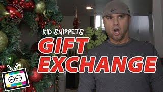 "Kid Snippets: ""gift Exchange"" (imagined By Kids)"