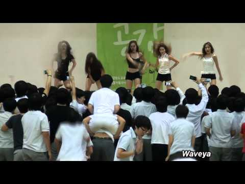 Waveya 웨이브야 Korean Dance team - sexy performance & PSY thumbnail
