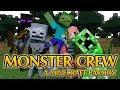 Minecraft Song and Minecraft Videos Monster Crew A Minecraft parody of Shape of You By Ed Sheeran