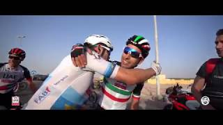 Abu Dhabi Tour 2018 - COLNAGO - UAE Team Emirates