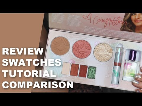 Physicians Formula Butter Collection x Casey Holmes Palette Review | Bailey B. thumbnail