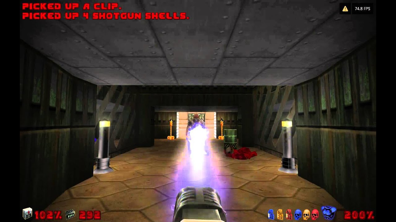 Doomsday Engine - portable game engine for classic FPS
