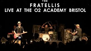 11 - The Fratellis - Everybody Knows You Cried Last Night - Live at o2 Academy Bristol