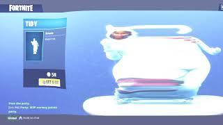 Fortnite Tidy Bass Boosté