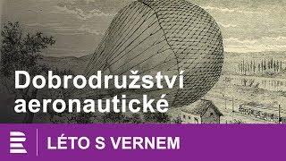 Jules Verne: Dobrodružství aeronautické. Mluvené slovo CZ
