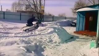 Саморобний мотобукс з бензопили Урал. Метод проб і помилок
