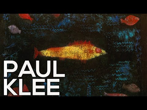 Paul Klee: A collection of 277 works (HD)